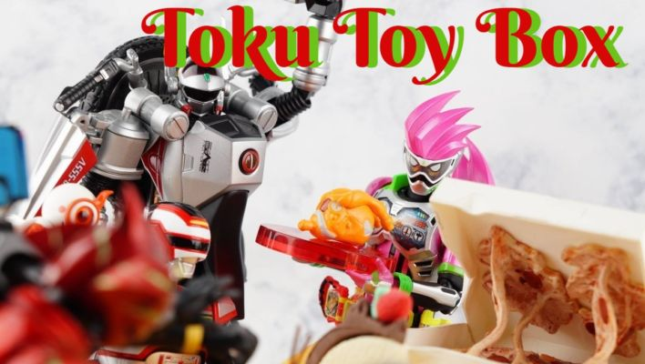 Toku Toy Box 2019 Announcement: 8 years of TokuNation