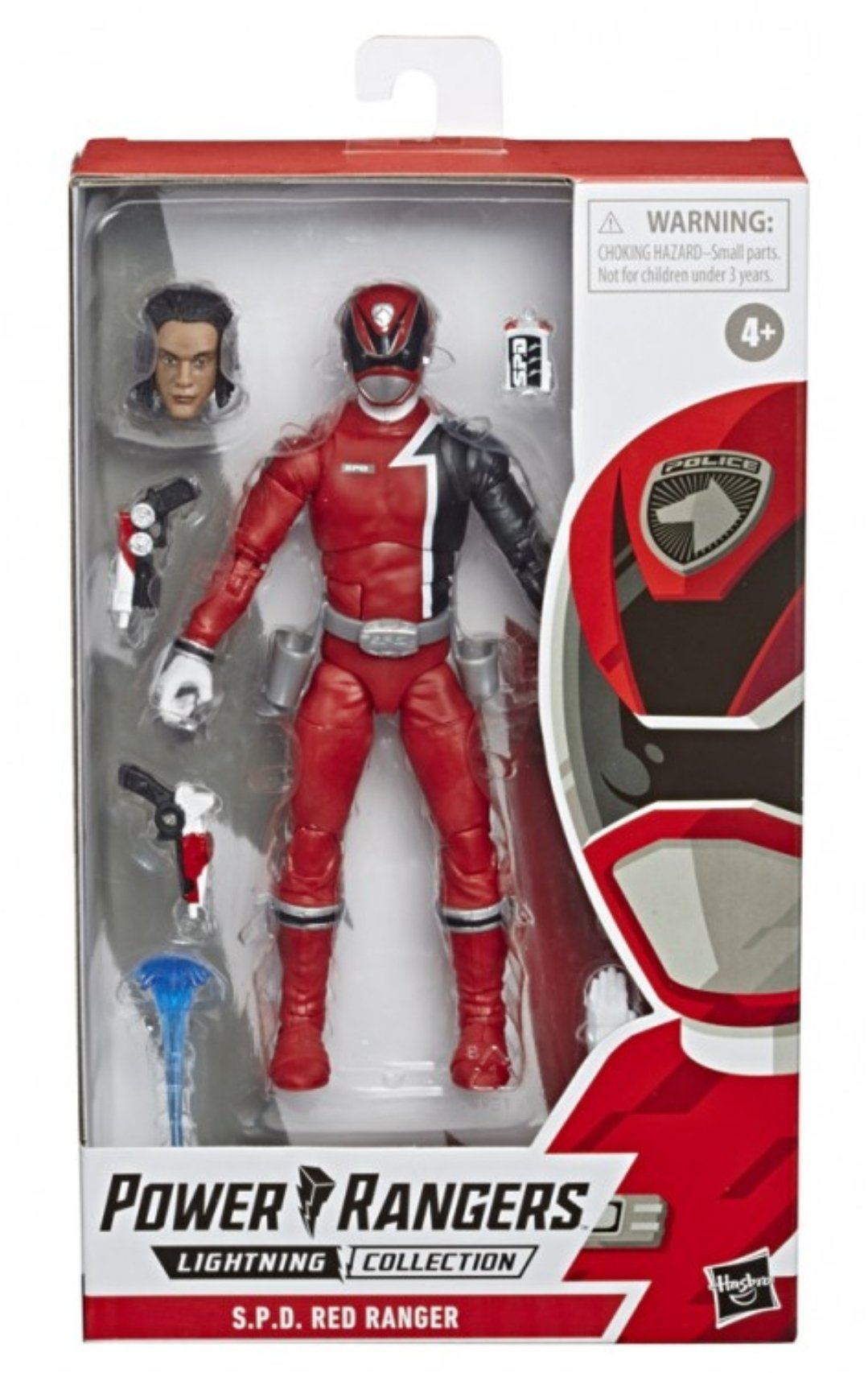Power Rangers Lightning Collection Wave 4 Set of 4