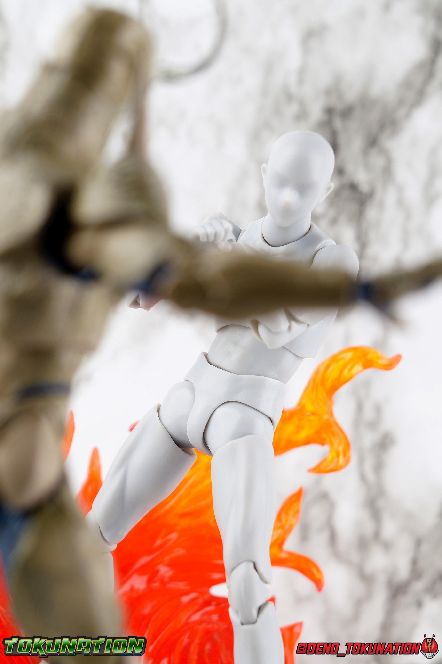 Figuarts Kamen Rider shinkocchou Kuuga Mighty form DECADE V figure JAPAN S.H