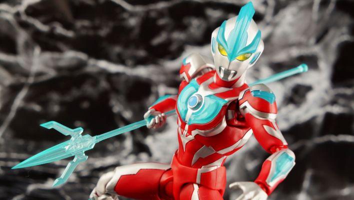 S.H. Figuarts Ultraman Ginga Gallery