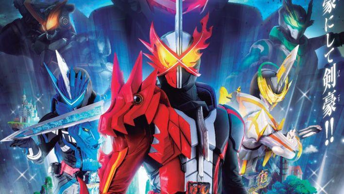Kamen Rider Saber Press Conference Details- Series Cast & Crew Confirmed Plus Official Trailer Released!