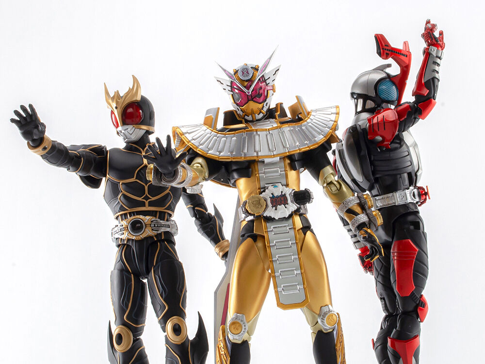 S.H. Figuarts Kamen Rider Zi-O Ohma Form Official Images