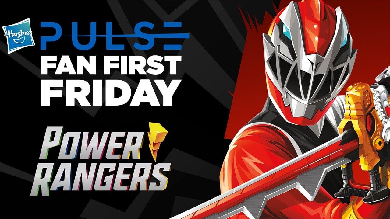 Hasbro Fan-First Friday Reveals: Power Rangers Dino Fury Toys & Cast!