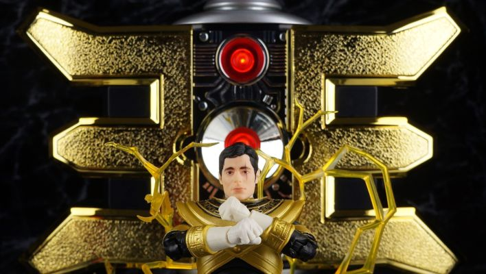 Toku Toy Box: Power Rangers Lightning Collection Zeo Gold Ranger Gallery