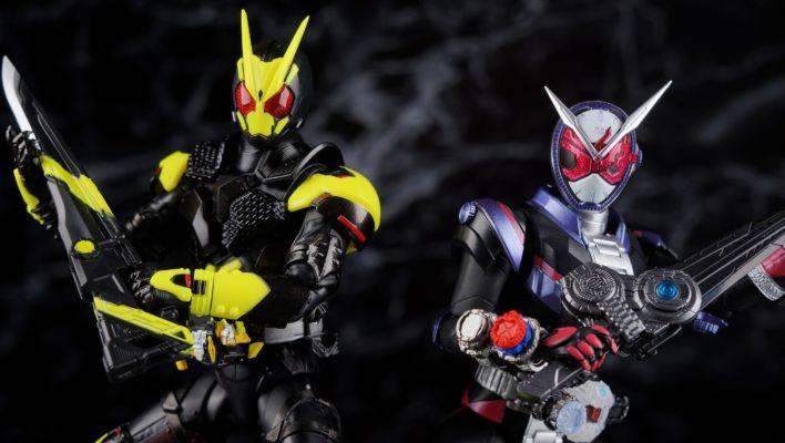 Toku Toy Box: S.H. Figuarts Kamen Rider Zero Zero-One Gallery