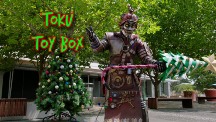 Toku Toy Box 2020 Announcement!