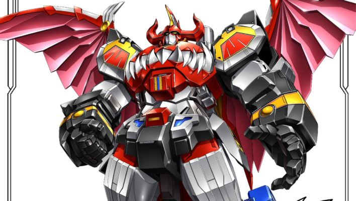 FlameToys Reveals New Mighty Morphin Power Rangers Megazord Combinable Figure