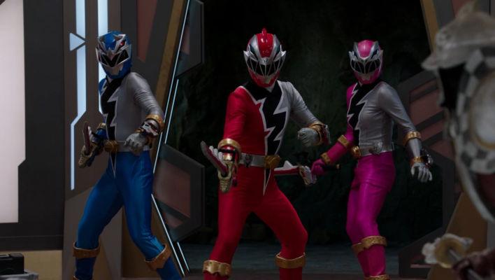 Power Rangers Dino Fury - Episode 1 'Destination Dinohenge' - Image Stills