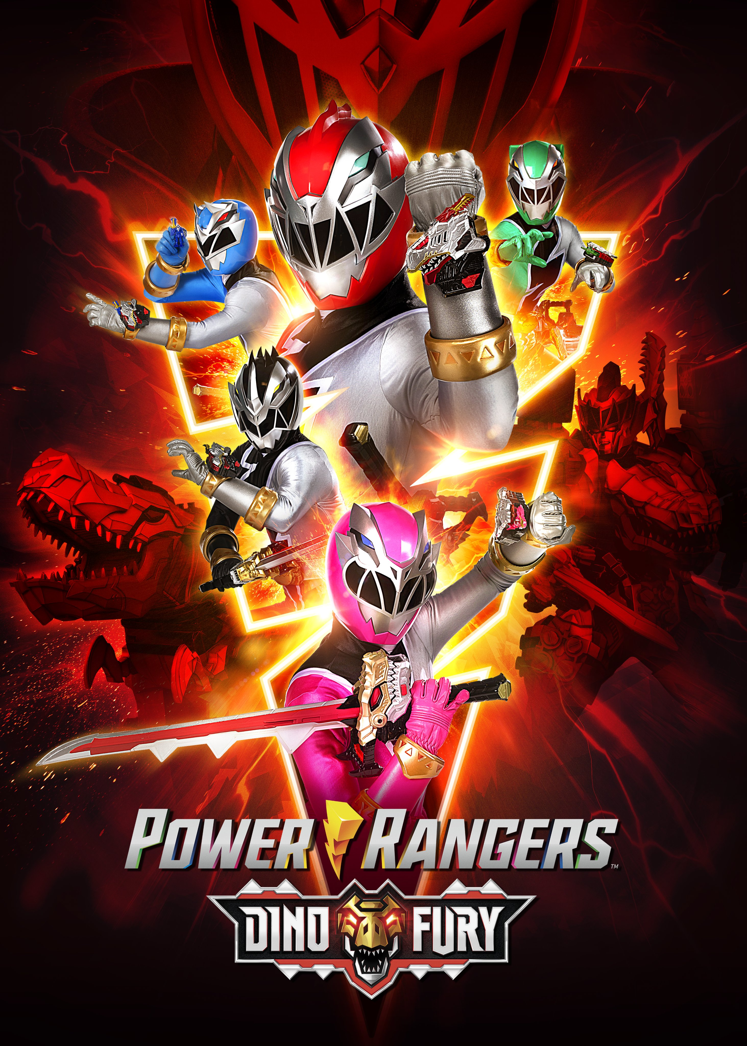 Power Rangers Fan First Friday Recap: Lightning Collection Wave 9, Dino Fury Theme & More!