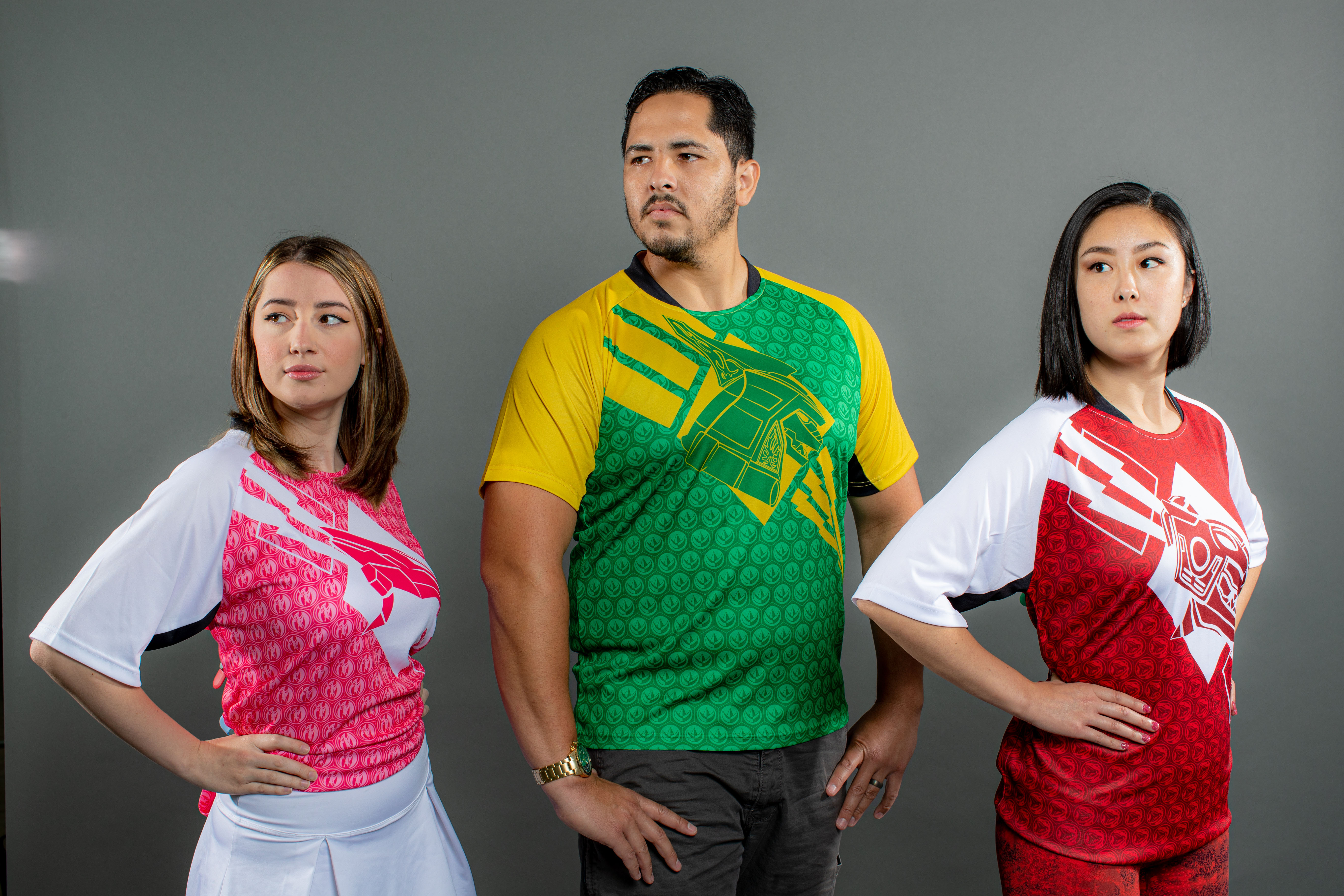 Exclusive First Look - Power Rangers cosPLAY from Loot Crate