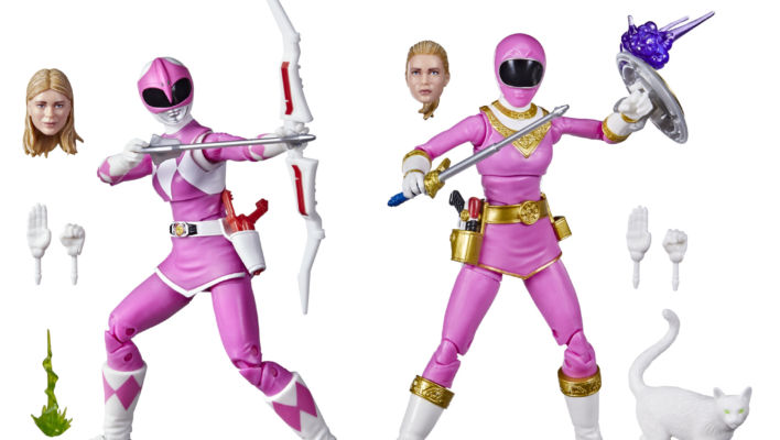 Official Images of Brand New Power Rangers Lightning Collection Reveals
