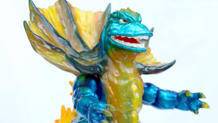 New Ultraman Vinyl Odyssey Toy Line from Seismic Toys - Soft Vinyl Jirahs Revealed